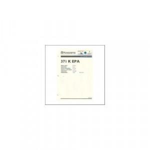Husqvarna 371 K EPA - Ersatzteilliste