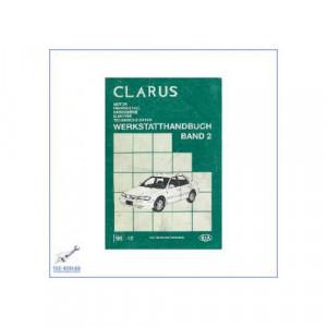 KIA Clarus (96-01) Getriebe - Werkstatthandbuch Band 2