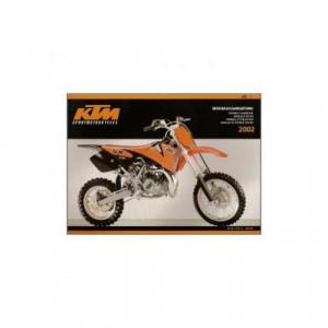 KTM 65 SX (>2002) - Bedienungsanleitung