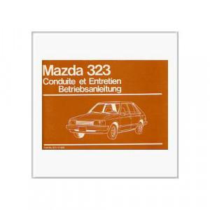 Mazda 323 (80>) - Betriebsanleitung