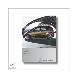 Mercedes-Benz A-Class (10>) Operating Instructions