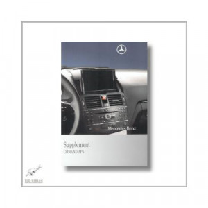 Mercedes-Benz C-Class (07>) Supplement Comand APS 2009
