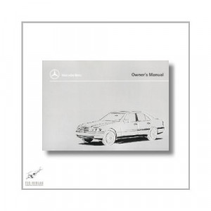 Mercedes-Benz C-Class (93>) Owner`s Manual F