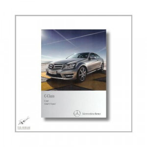 Mercedes-Benz C-Class Coupe (07>) Owner`s Manual 2011