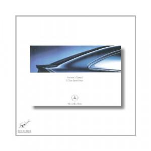 Mercedes-Benz C-Class Sport Coupe (00>) Operator`s Manual 2006