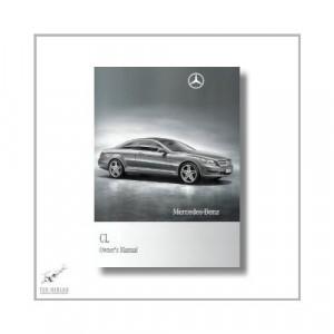 Mercedes-Benz CL (06>) Owner`s Manual 2010
