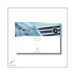 Mercedes-Benz GL-Class (06>) Operator`s Manual 2008