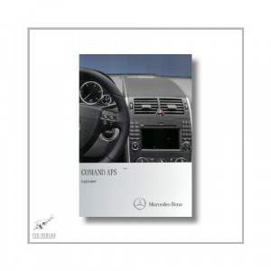 Mercedes-Benz R-Class (05>) Comand APS Supplement 2011