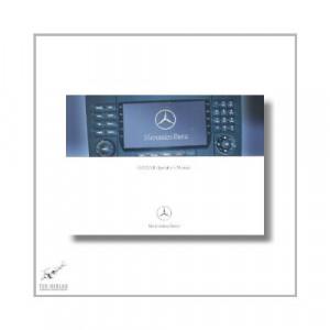 Mercedes-Benz R-Class (05>) Comand Operator`s Manual 2008