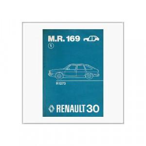 Renault 30 - Werkstatthandbuch