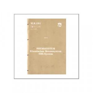 Renault Bremssystem - Werkstatthandbuch