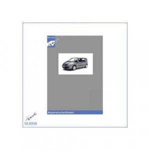 Renault Espace IV (02>) 2,0l Motor dCi Mechanik - Werkstatthandbuch