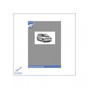 Renault Espace IV (02>) Fahrwerk, Bremsen, Lenkung - Werkstatthandbuch