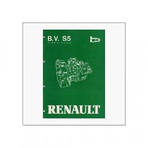 Renault Getriebe - Reparaturhandbuch