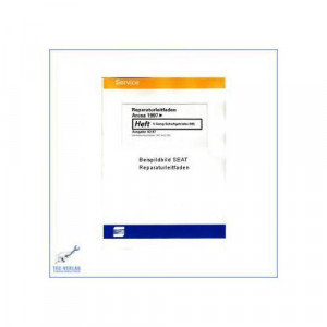 Seat Arosa (>97) - Automatisches Getriebe 001 - Reparaturleitfaden