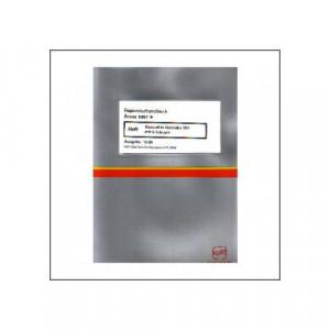 Seat Arosa (>97) Schaltgetriebe 002 - Reparaturleitfaden