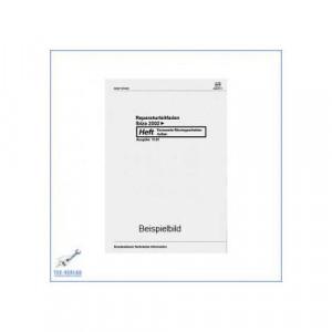 Seat Ibiza (>02) Seat Cordoba (>03) - Karosserie-Montagearbeiten innen - Reparaturleitfaden - Werkstatthandbuch
