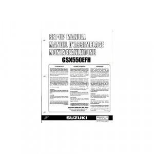 Suzuki GSX550 EFH (84-88) – Montageanleitung