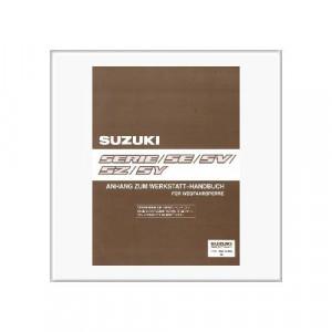 Suzuki Vitara Reparaturanleitung und Werkstatthandbuch kaufen