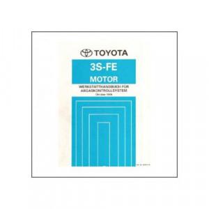 Toyota 3S-FE Motor Abgaskontrillsystem (