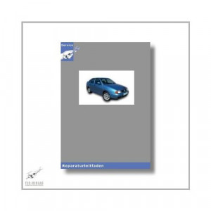 VW Polo Classic, Typ 6V (95-02) Automatisches Getriebe 01M - Reparaturanleitung