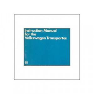 VW Transporter (>1979) - Instruction Manual