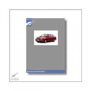 VW Vento, Typ 1H (92-98) Instandhaltung genau genommen - Reparaturanleitung