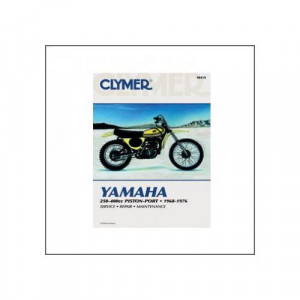 Yamaha 250-400 Piston-Port (68-76) - Repair Manual