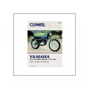 Yamaha DT100, 125, 175, 250, 400, MX100/175 (77-83) - Repair Manual