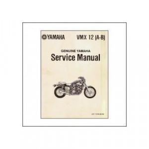 Yamaha VMX 12 (A-B) (>1985) - Service Manual