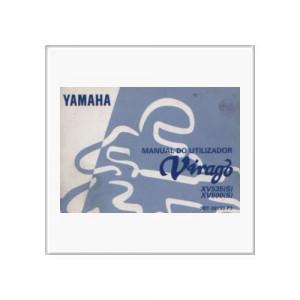 Yamaha XV 535/500 (S) - Manual do utilizador