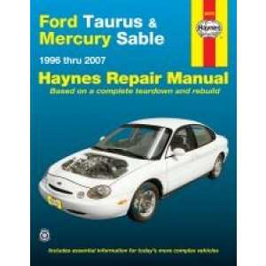 Ford Taurus and Mercury Sable (96 - 07) - Repair Manual Haynes