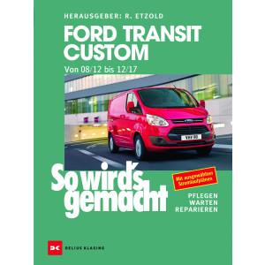 Ford Transit Custom Reparaturanleitung Delius
