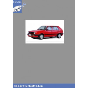 VW Golf II, Typ 19 (83-92) 4-Zyl. Vergasermotor (Tassenstößel), Mechanik
