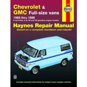 Chevrolet / GMC Vans Repair Manual Haynes