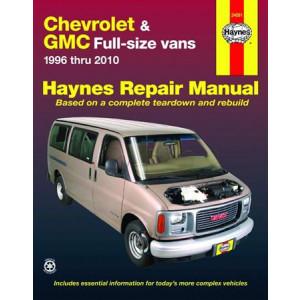 Chevrolet Express & GMC Savana (96-19) Repair Manual Haynes