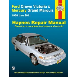 Ford Crown Victoria Repair Manual Haynes