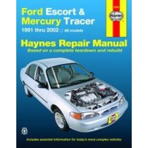 Ford Escort Repair Manual Haynes
