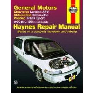 Chevrolet Lumina APV (90-96) - Repair Manual Haynes