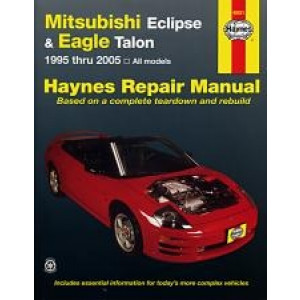 Eagle Talon Repair Manual Haynes