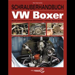 VW Boxer - Schrauberbuch