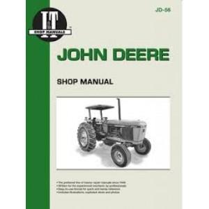 John Deere 2840, 2940, 2950 - Werkstatthandbuch