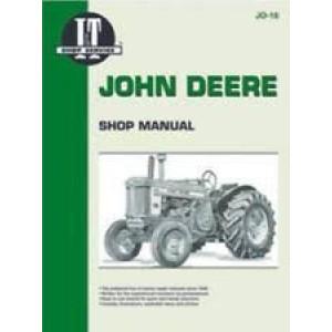 John Deere 520, 530, 620, 630, 720, 730 - Werkstatthandbuch