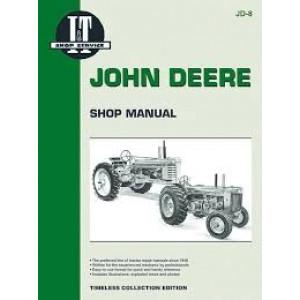 John Deere 70 Diesel - Werkstatthandbuch