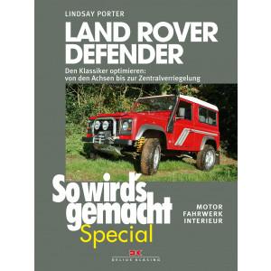Land Defender Reparaturanleitung So wird`s gemacht Special