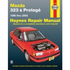 Mazda 323 and Protegé (90 - 03) - Repair Manual Haynes