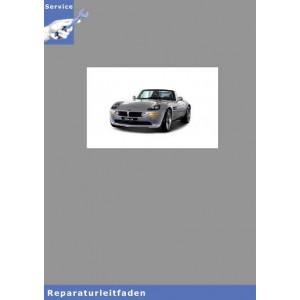 BMW Z8 E52 (98-03) Fahrwerk und Bremsen - Werkstatthandbuch