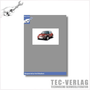 BMW MINI R58 (10-15) Fahrwerk und Bremsen - Werkstatthandbuch