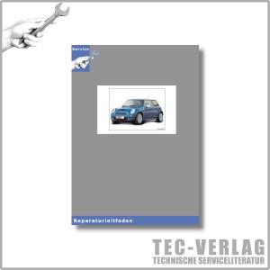 BMW MINI R52 (02-08) Radio-Navigation-Kommunikation - Werkstatthandbuch