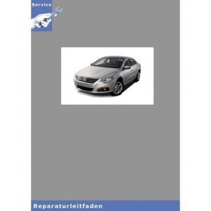 VW Passat CC, Typ 35 (08>) Zusatzheizung - Reparaturanleitung
